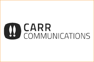Carr Communications Logo with border