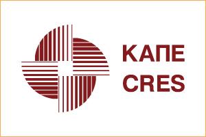 Cres logo with border