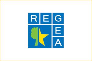 Regea Logo with border