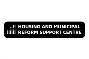 Housing and Municipal Reform Support Centre logo
